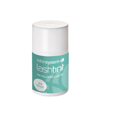 Salon System Lash Tint Liquid Developer 3% 100ml