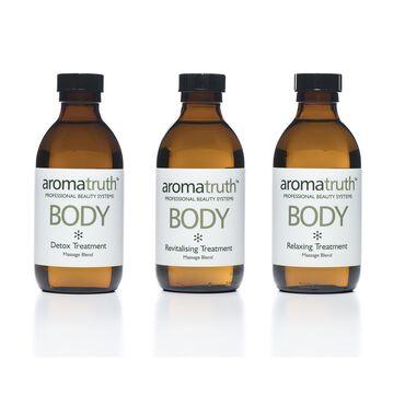 Aromatruth Blended Body Oil Kit 3 x 200ml