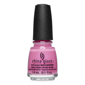 China Glaze Nail Lacquer The Arrangement Collection - There She Rose Again, 14ml