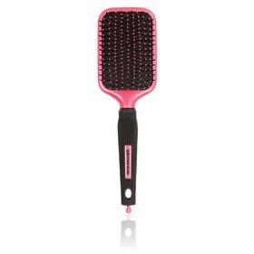 Salon Services Paddle Brush Pink