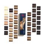 Wella Professionals Koleston Perfect Permanent Hair Colour 8/07 Light Blonde Natural Brown  Pure Naturals 60ml