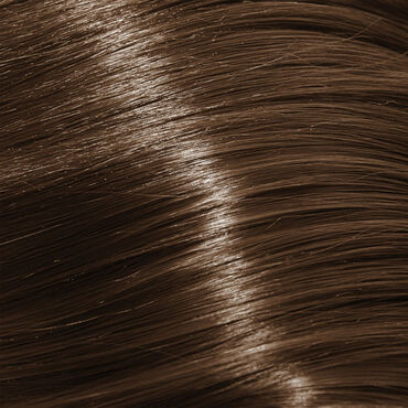 Wildest Dreams Clip In Single Weft Human Hair Extension 18 Inch - 6 Sunkissed Brown