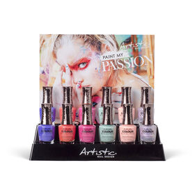 Artistic Colour Revolution Paint My Passion Display 12 x 15ml