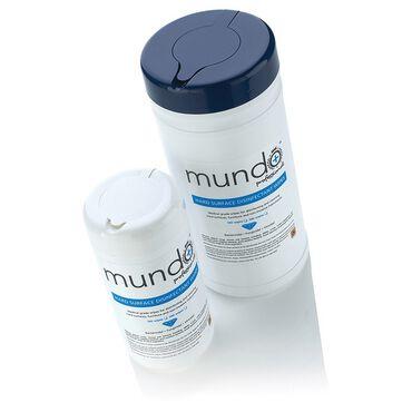 Mundo Hard Surface Wipes pack of 100