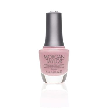 Morgan Taylor Long-lasting, DBP Free Nail Lacquer - Luxe Be A Lady 15ml