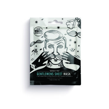 Barber Pro Gentlemen's Sheet Mask 23g