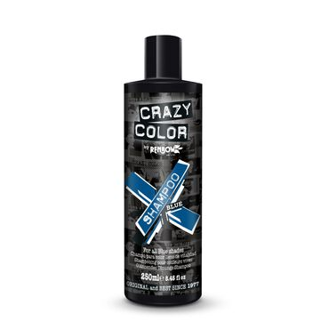 Crazy Color Crazy Color Colour Protect Shampoo - Blue 250ml