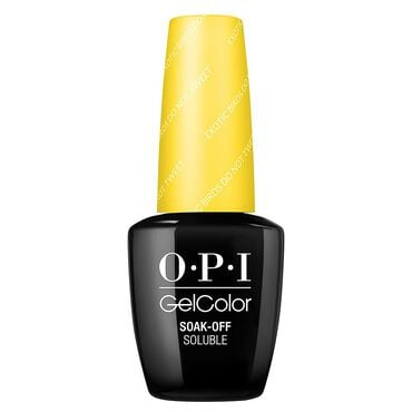 OPI GelColor Gel Polish Fiji Collection - Exotic Birds Do Not Tweet 15ml