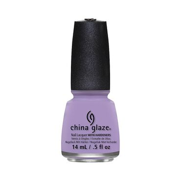China Glaze Nail Lacquer City Flourish Collection - Lotus Begin 14ml