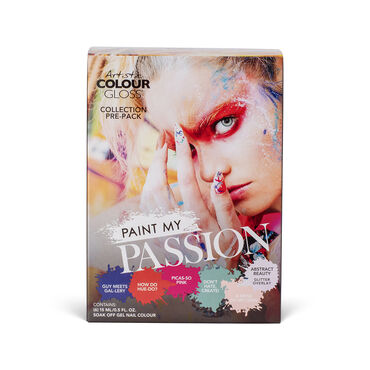 Artistic Paint My Passion Collection Pre-Pack 6 x 15ml