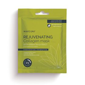 Beauty Pro Rejuvenating Collagen Mask with Green Tea Extract