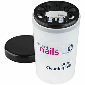 Sibel Brush Cleaning Tub