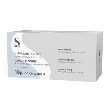 S-PRO 100m Aluminium Hair Foil