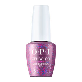 OPI High Definition Glitter Gel Multi-dimensional Diva 15ml