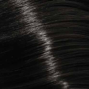 Silky Coloration Permanent Hair Colour - 1 Black 100ml