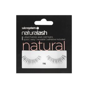 Naturalash 116 Black Strip Lashes