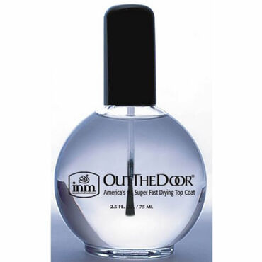 inm Out The Door Super Fast Drying Top Coat 75ml