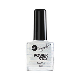 ASP Power Stay Professional Nail Lacquer Base Coat 9ml