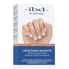 IBD LED/UV Builder Gel Intro Kit - Hard Gel