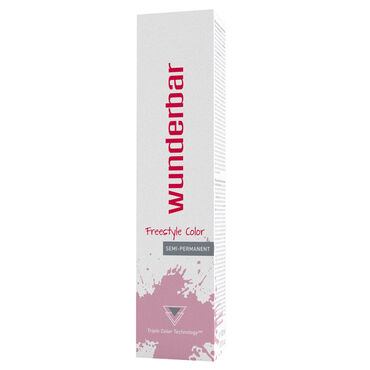 Wunderbar Freestyle Color Semi-Permanent Rose 100ml