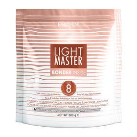 Light Master Level 8 Pre-Mixed Lightening Powder With Bonder, 500g
