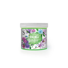 S-PRO Botanical Collection Lemon with Cucumber Extract Gel Wax Pot, 425g