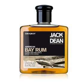Jack Dean Bay Rum Classic Hair Tonic 250ml