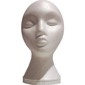 Salon Services Poly Mannequin Head