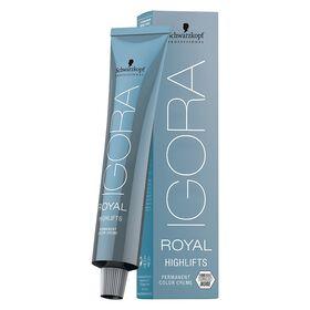 Schwarzkopf Professional Igora Royal High Lift Permanent Hair Colour - 12-1 Special Blonde Cendre 60ml