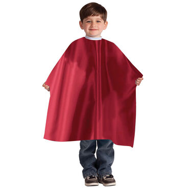 Salon Services Children's Cutting Cape Red
