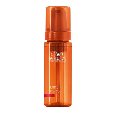 Wella Professionals Enrich Bouncy Foam for Curly Hair 150ml