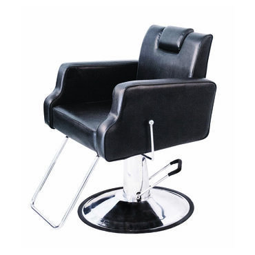 Salon Services Barbican Barber's Chair Black