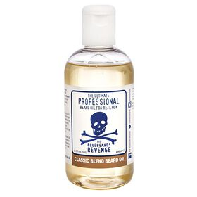 The Bluebeards Revenge Classic Blend Beard Oil 250ml