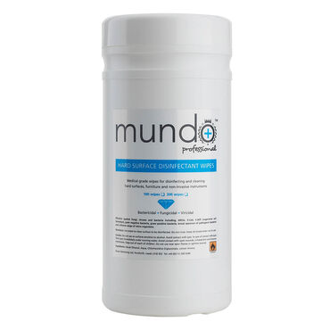 Mundo Extra Large Disinfectant Wipes Pack of 200
