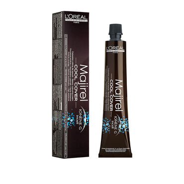 L'Oréal Professionnel Majirel Cool Cover Permanent Hair Colour - 5.18 Browns 50ml