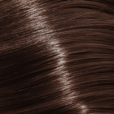 L'Oréal Professionnel Majirel French Browns Permanent Hair Colour - 6.025 Natural Iridescent Mahogany Dark Blonde 50ml