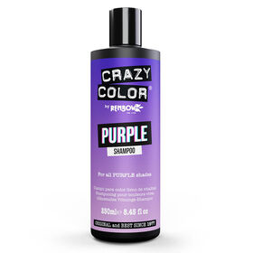 Crazy Color Colour Protect Shampoo - Purple 250ml
