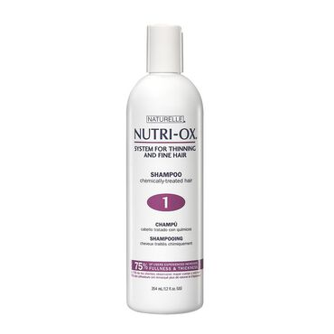 Naturelle Nutri-Ox Step 1 Shampoo for Chemically Treated Hair
