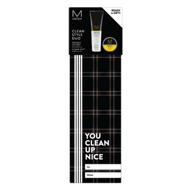 Paul Mitchell Mitch Clean Style Duo Gift Set