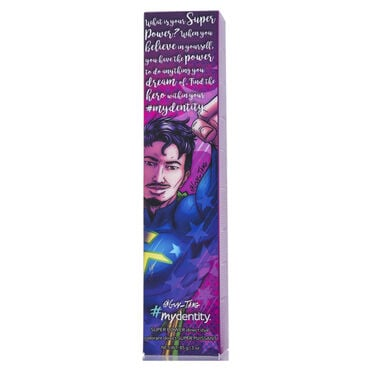 #mydentity Super Power Direct Dye Purple Raven 85g
