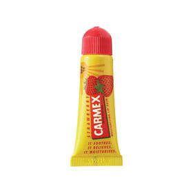 Carmex Classic Lip Balm Strawberry Tube 10g