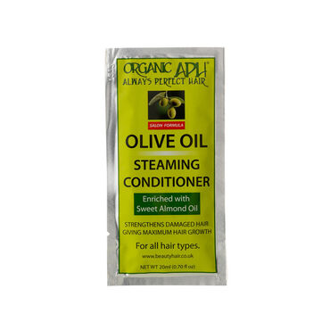 Organic APH Steaming Conditioning Sachet 20ml