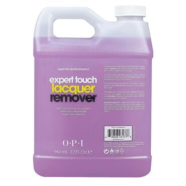 OPI Expert Touch Lacquer Remover 960ml