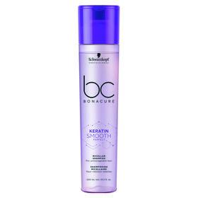 Schwarzkopf Professional Bonacure Keratin Perfect Smooth Micellar Shampoo 250ml