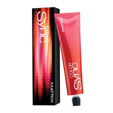 Matrix Color Sync Semi Permanent Hair Colour - 6RV+ 90ml