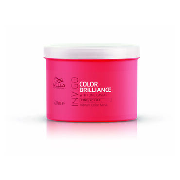 Wella Invigo Color Brilliance Mask Fine/Normal 500ml