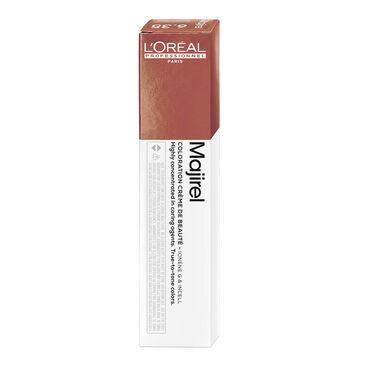 L'Oréal Professionnel Majirel Permanent Hair Colour - 6.53 Dark Mahogany Golden Brown 50ml