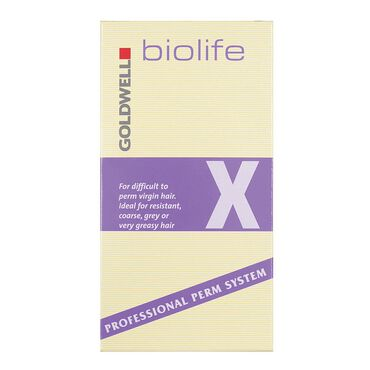 Goldwell Biolife Perm X Professional Perm System