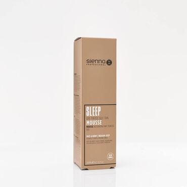 Sienna X Q10 Self Tan Tinted Mousse 200ml