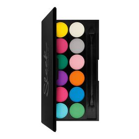 Sleek MakeUP i-Divine Eyeshadow Ultra Matte Bright